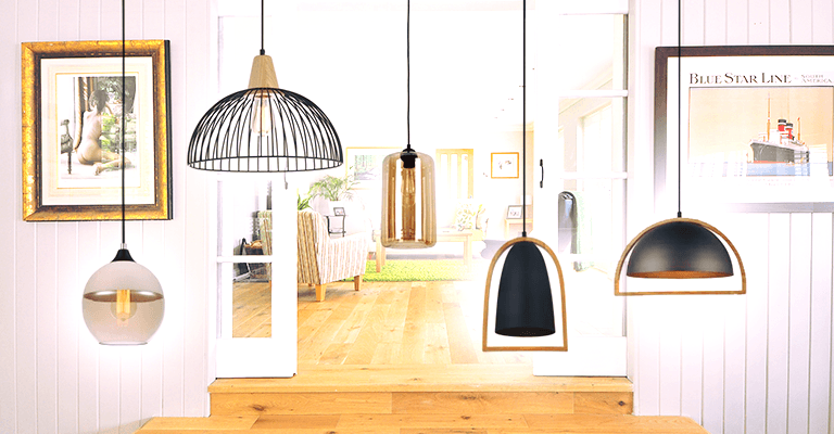 These unique eye catching hanging lights are becoming an increasingly popular way to add a bit of spice to your housing aesthetic