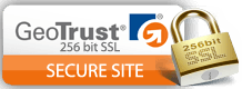 GEOTRUST Secure website
